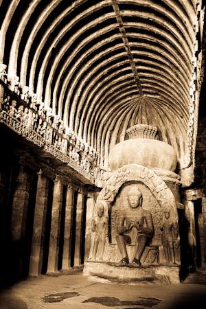 Gurdjieff-Chaitya-Cave-Ellora